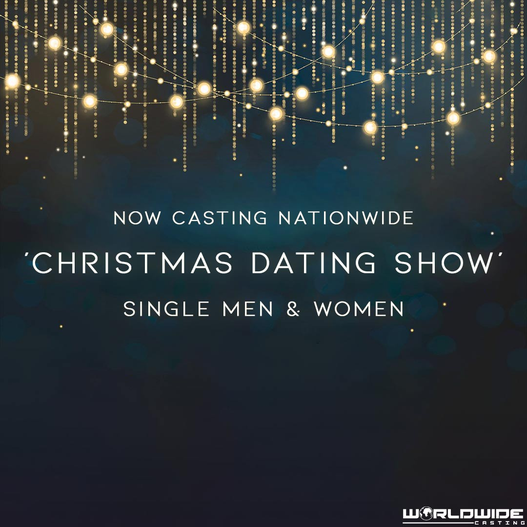Christmas Dating Reality TV Show | Now Casting Nationwide