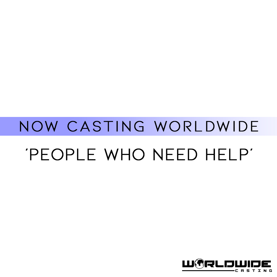 People Who Need Help Reality TV Show | International Casting