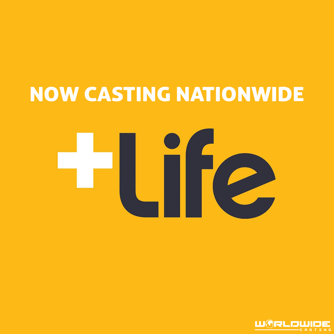 Plus Life - Reality TV Show Application Form - Now Casting Nationwide
