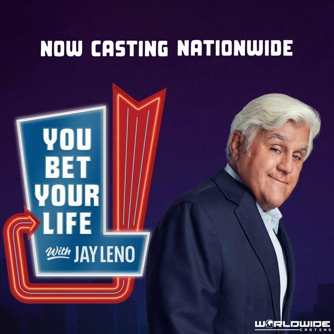 You Bet Your Life - TV Game Show Casting Application Form - Now Casting Nationwide