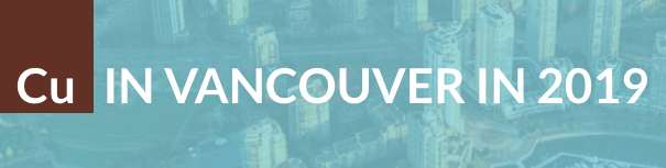 DataCloud attends copper conference in Vancouver to meet with clients and improve orebody knowledge