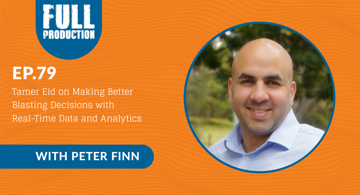 Tamer Eid Full Production Podcast talks optimizing operations with data driven decisions