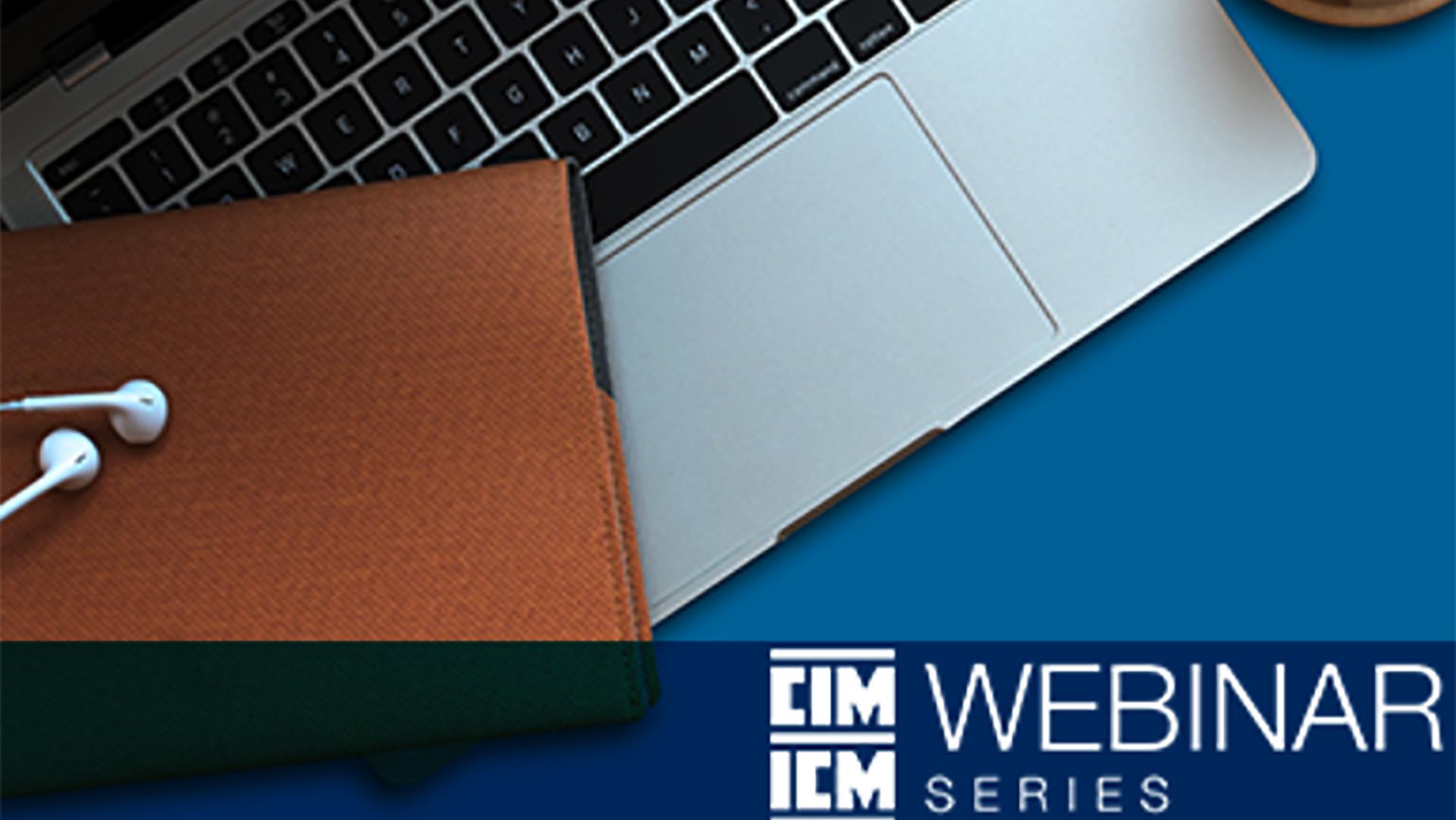 DataCloud presents primary crusher data at CIM Academy Webinar Series 2020