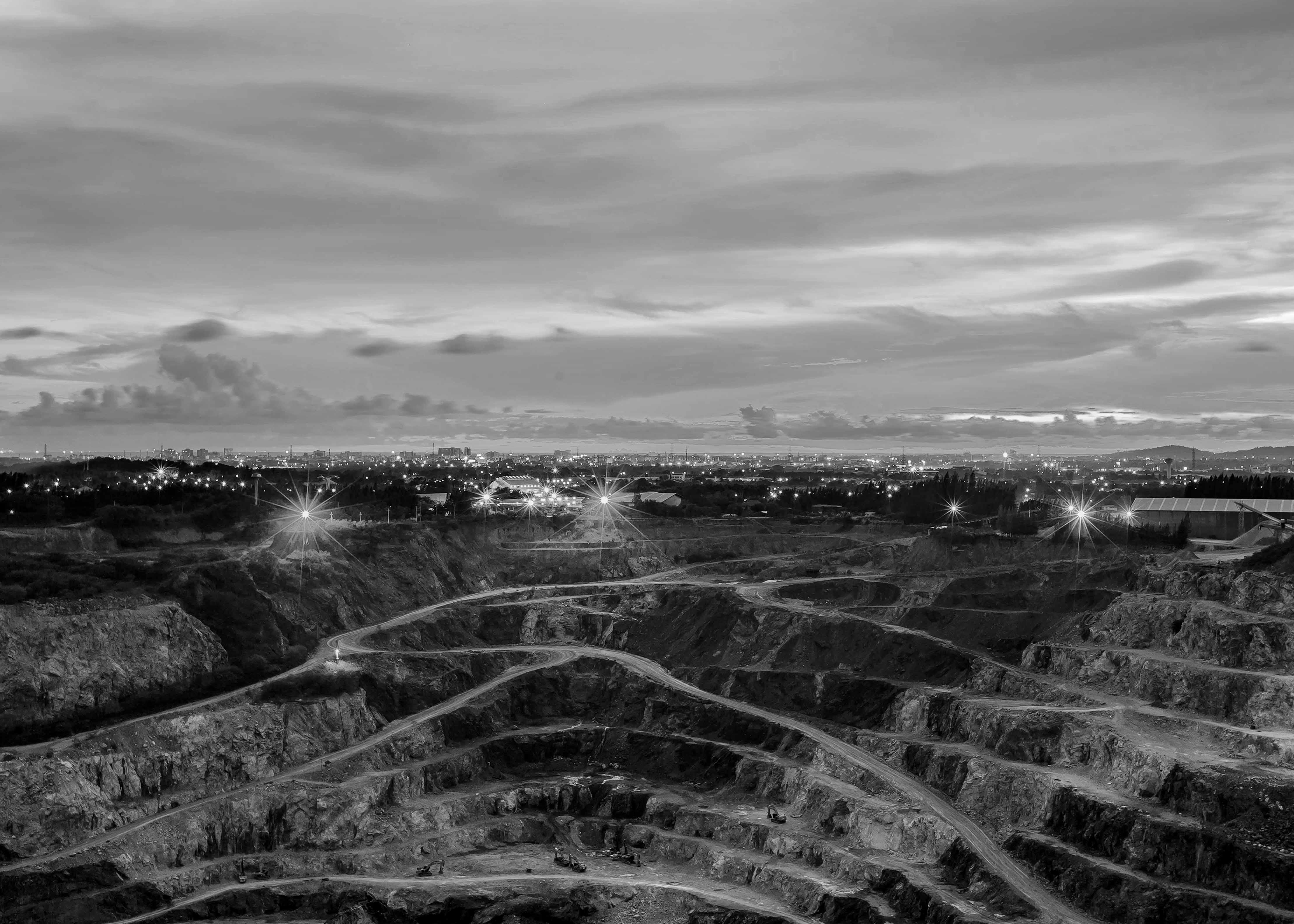 DataCloud Coal Seem detection void detection mineportal digital twin