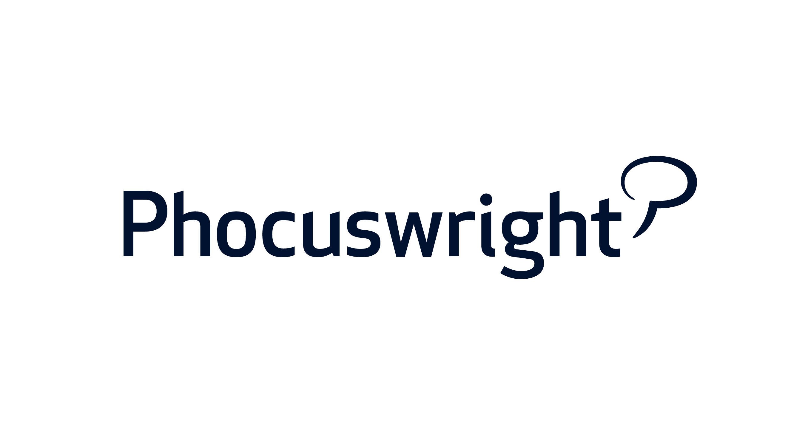 Phocuswright logo in conichi blue