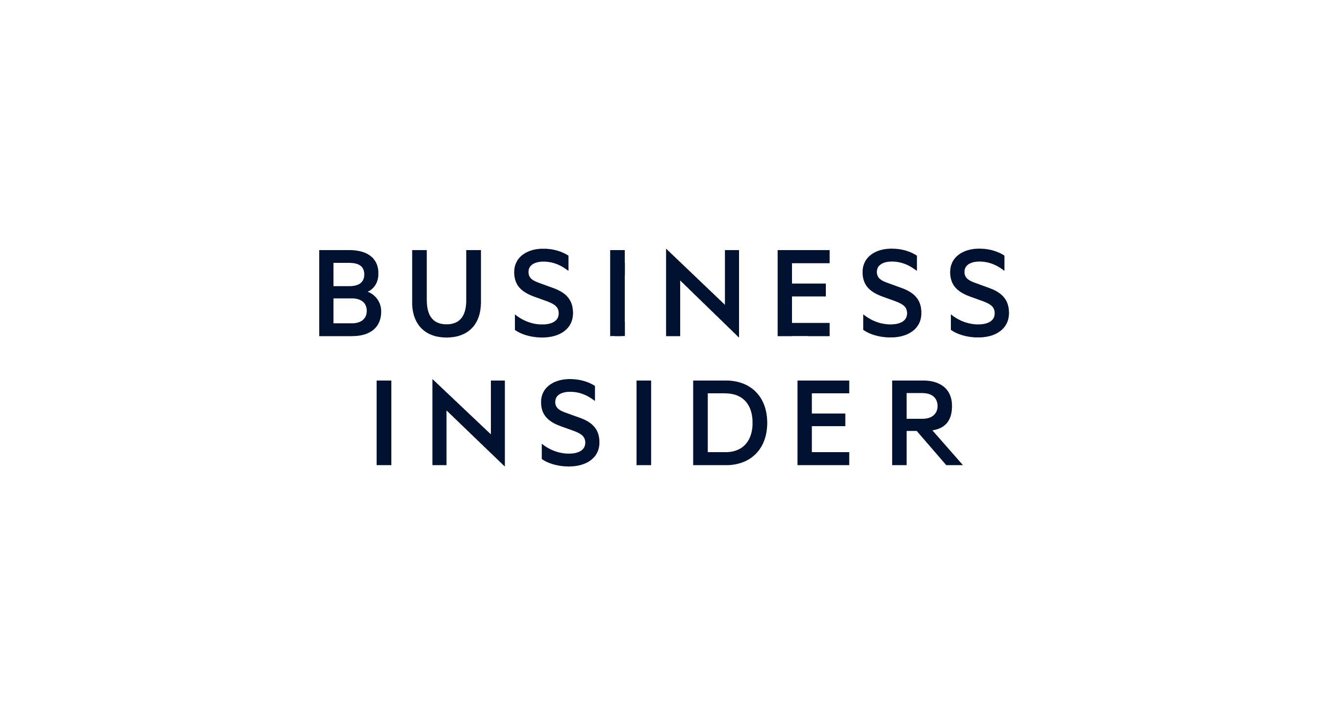 Business Insider logo blue
