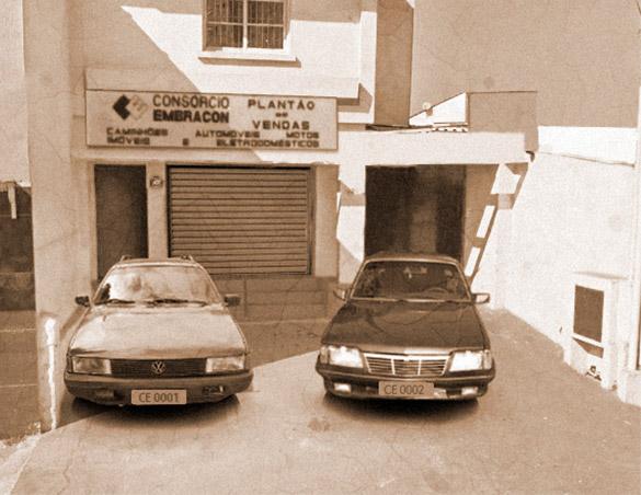 1988 Nasce a Embracon
