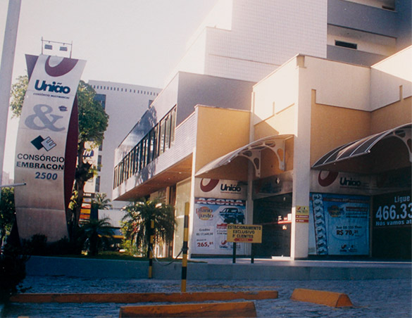 2001 - Embracon no Nordeste - Embracon