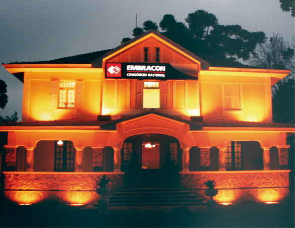 2004 - Embracon no Sul