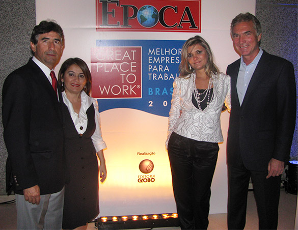2009 - 100 Melhores Empresas - Embracon