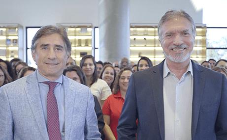 Presidentes e colaboradores Embracon