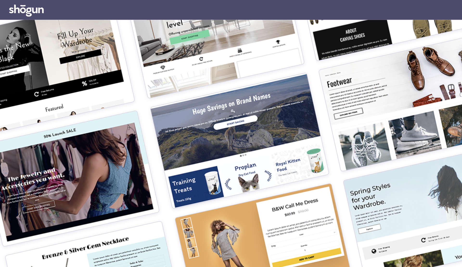 30 Shopify Page Templates For Your Store