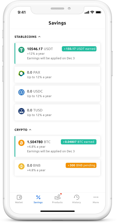 earn crypto youhodler