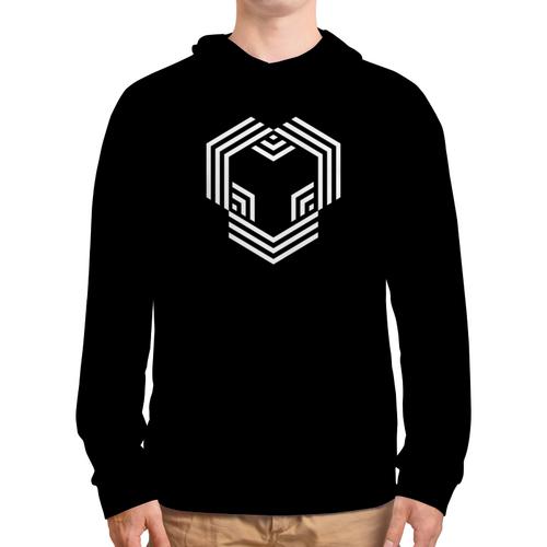 YouHodler hoodie black