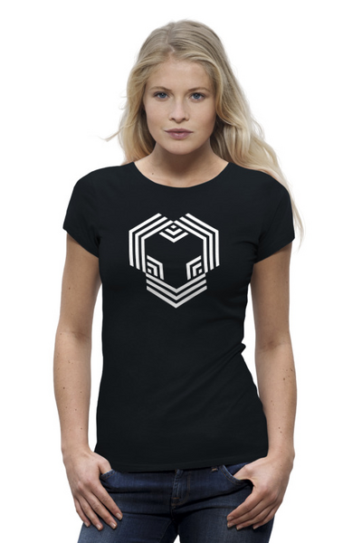 YouHodler camiseta de mujer negra