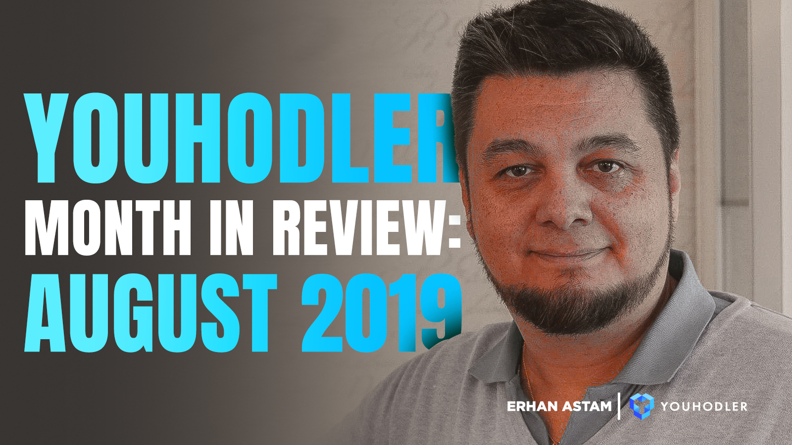 August was a busy month for YouHodler! If you missed those original announcements, we're here to fill you in on what happened in August and also give a glimpse into the near future.