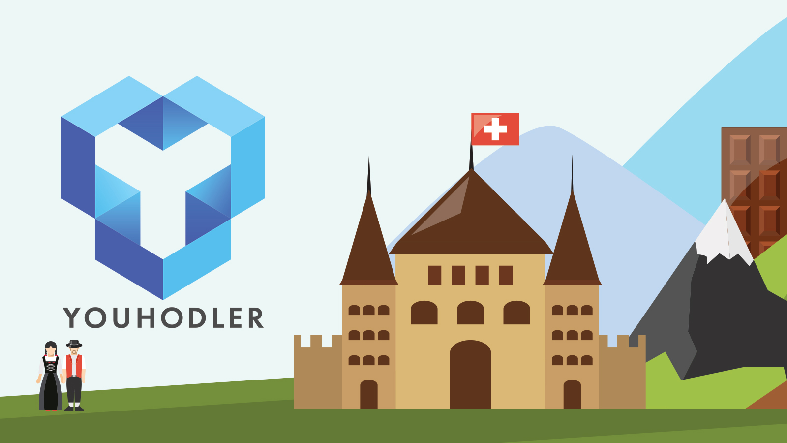 YouHodler, today announces the establishment of its legal entity in Lausanne, Switzerland - YouHodler SA.