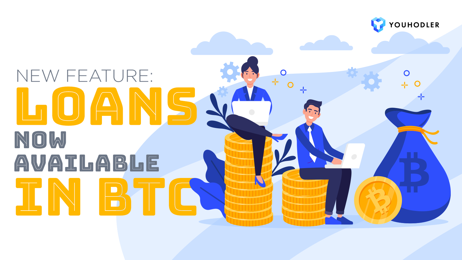 YouHodler is expanding our suite of features with the launch of a Bitcoin (BTC) loan offering tied against 12+ cryptocurrencies as collateral.