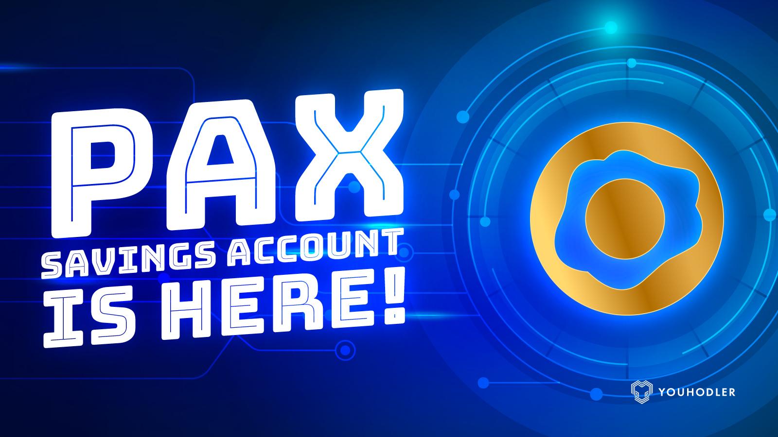 pax paxos youhodler