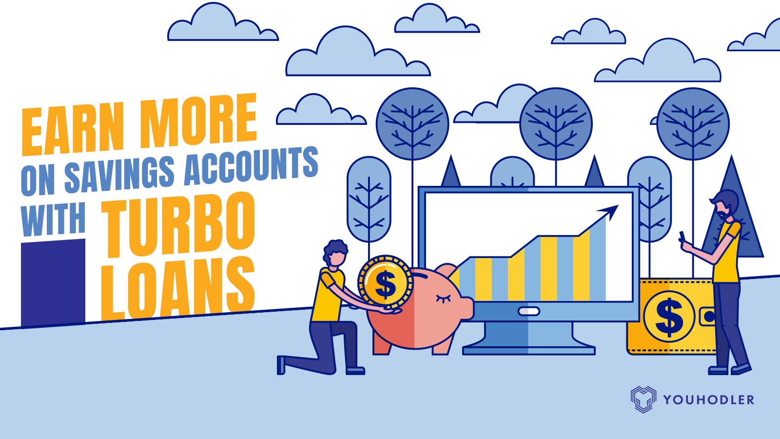 unlock best savings account rates, crypto loans, crypto loan, crypto backed loans