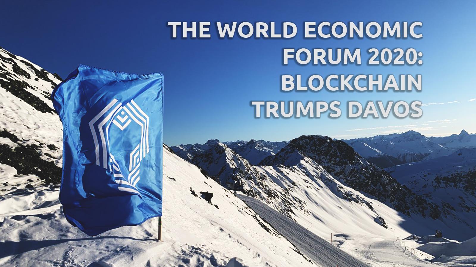 crypto, davos, WEF2020, environment, finance, economy, bitcoin