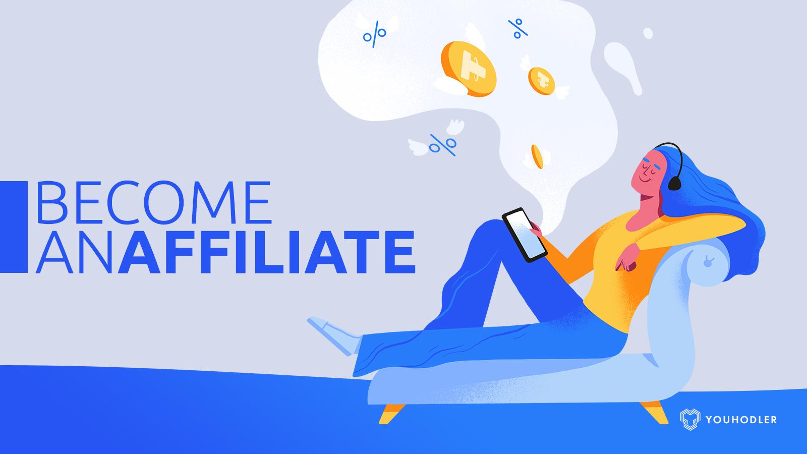 youhodler, affiliate, cryptoloans, cryptobackedloans,buy BTC, borrow btc