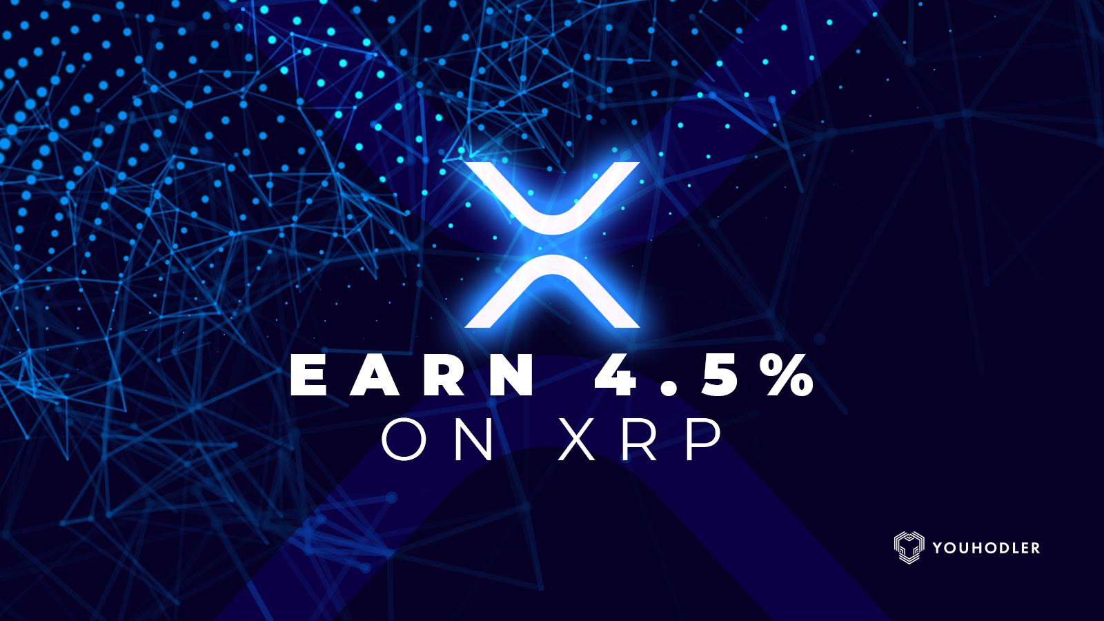 earn XRP, earn crypto, crypto earn, earn BTC, crypto interest