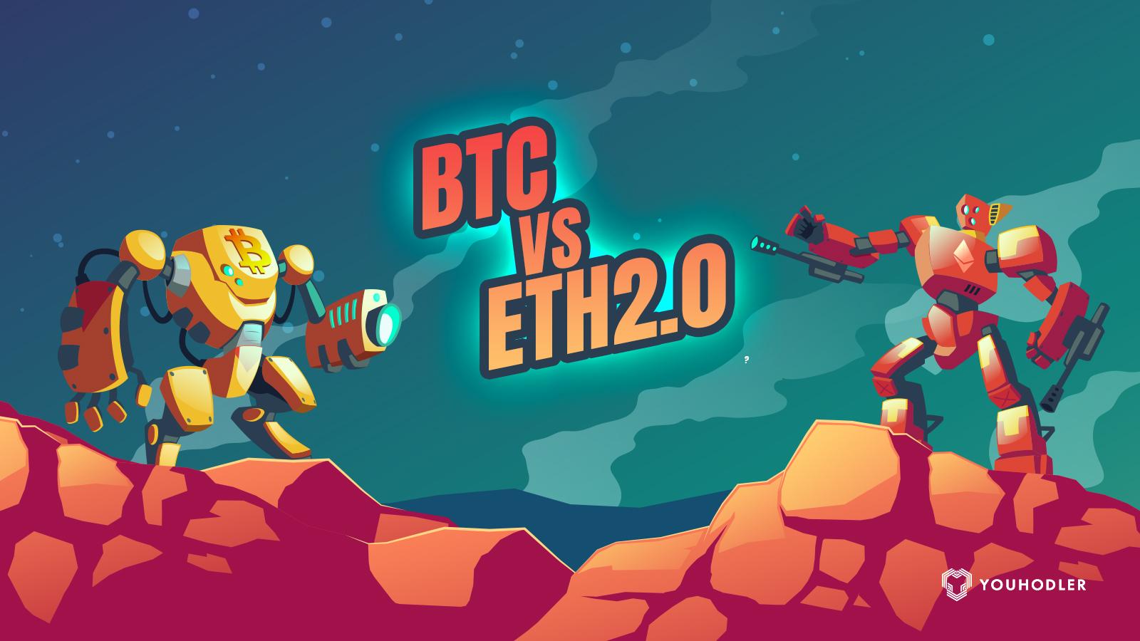 Bitcoin, ethereum2.0, ethereum, ETH, ethereum lending, bitcoin dominance