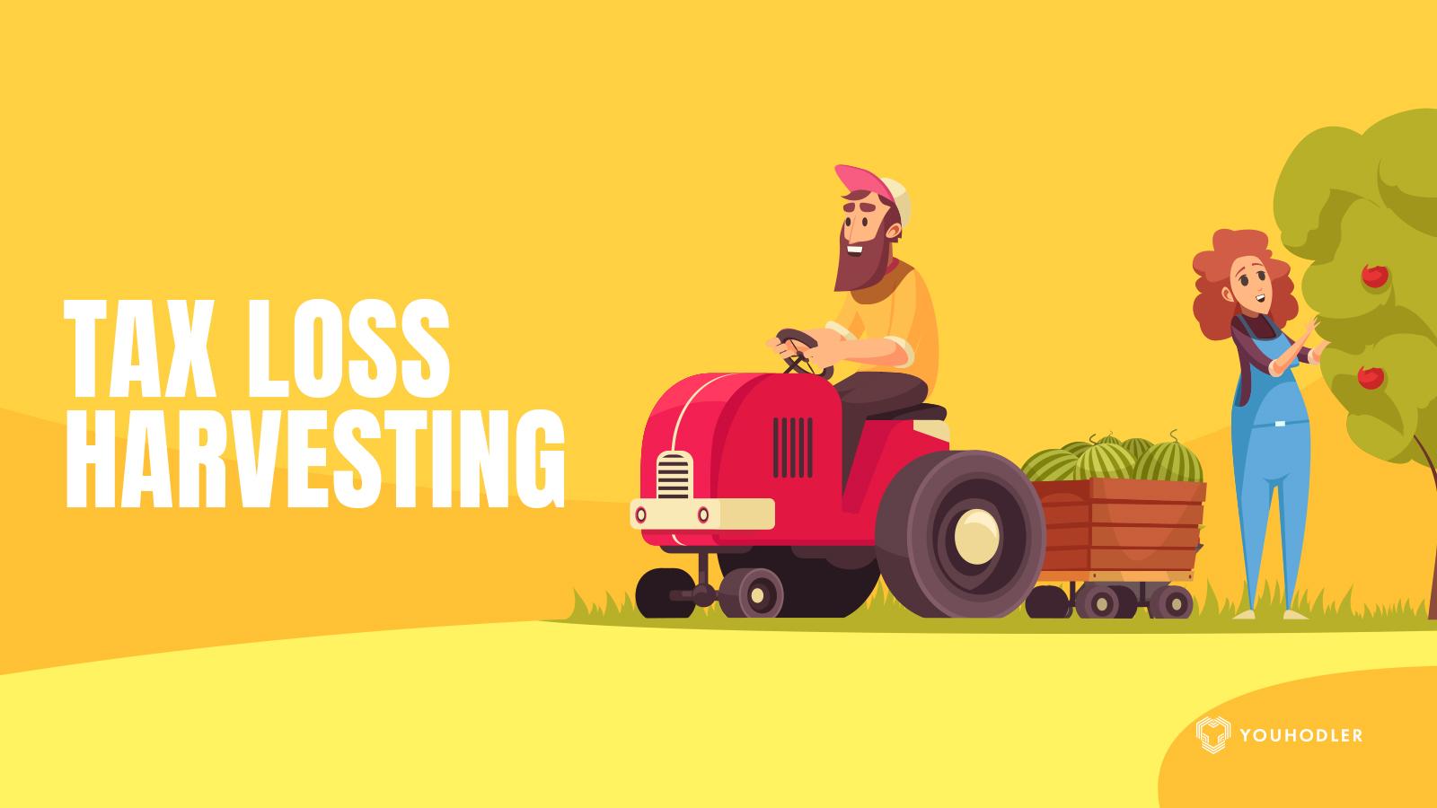 tax loss harvesting, crypto tax, crypto taxes uk