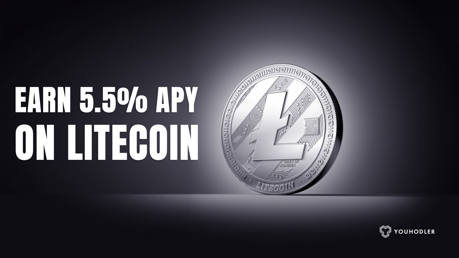 litecoin savings account is here