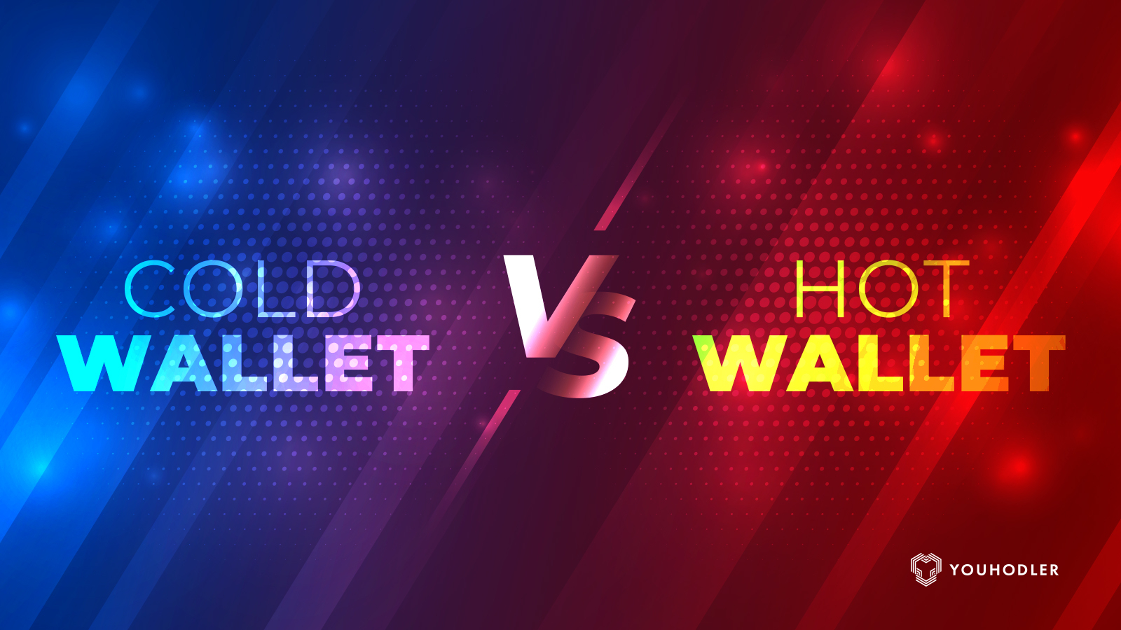 cold wallets vs hot wallets