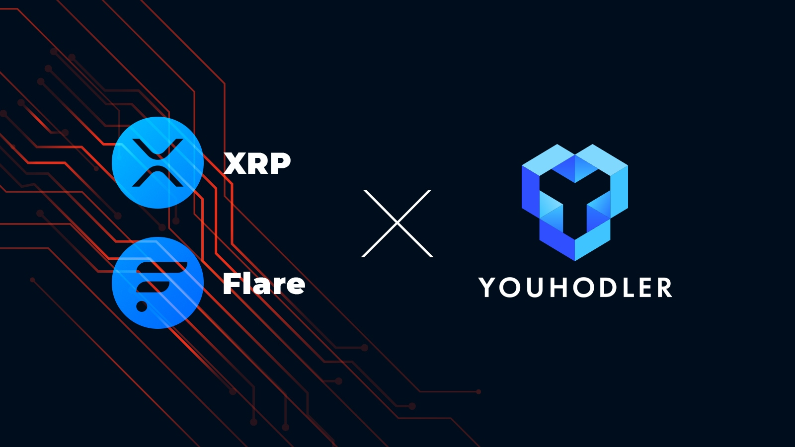 YouHodler and Flare Network team up to support the Spark airdrop