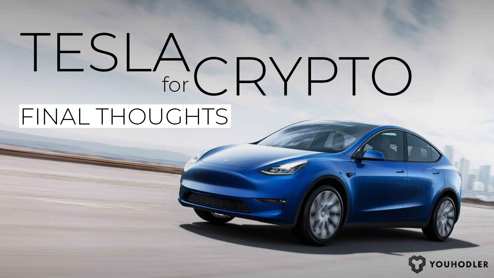 Tesla for Crypto with YouHodler