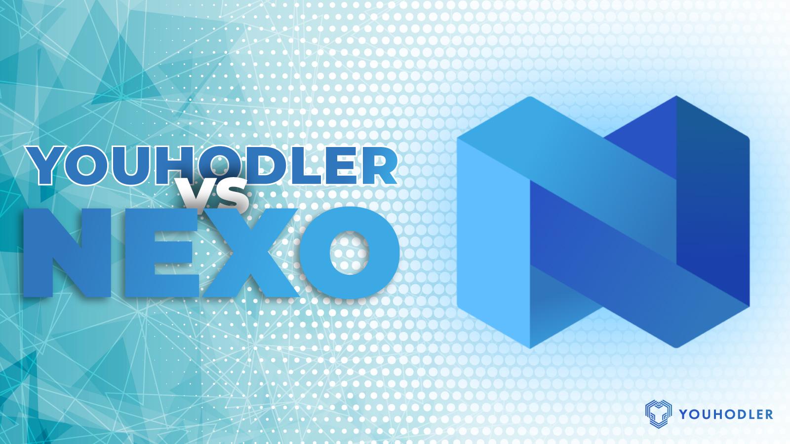 YouHodler vs. Nexo