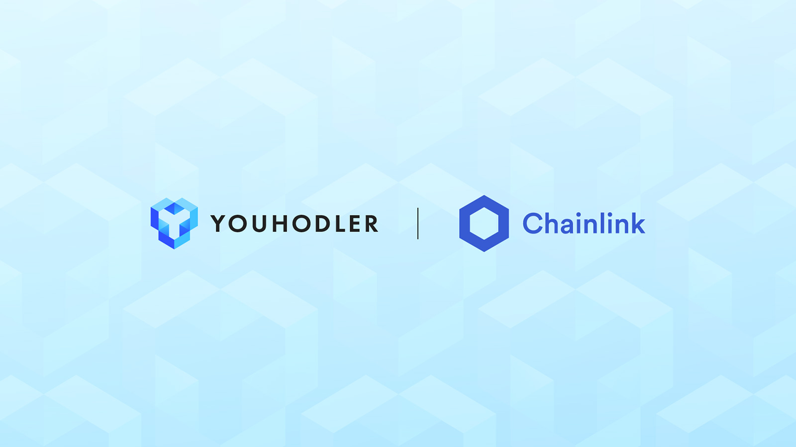 youhodler and chainlink logos