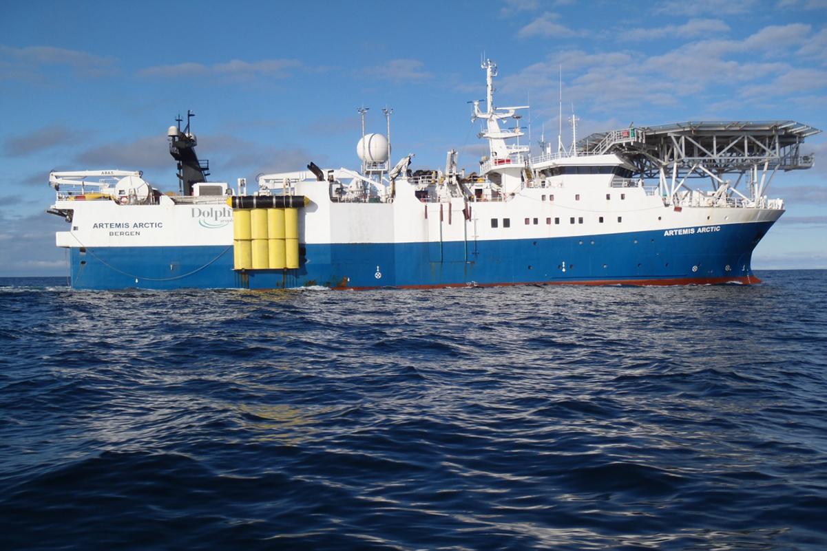 Bilete av Artemis Arctic