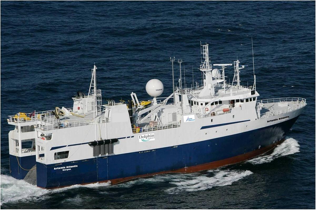 Bilete av Artemis Atlantic