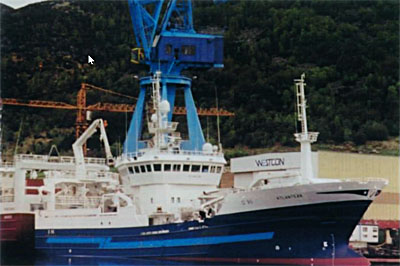 Photo of MFV Atlantean