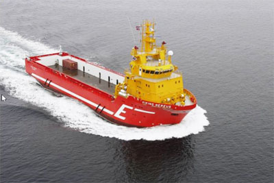 Photo of MS Viking Nereus