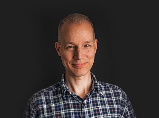 Portrait of Robert Broberg