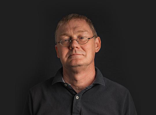 Portrait of Erik Hågensli