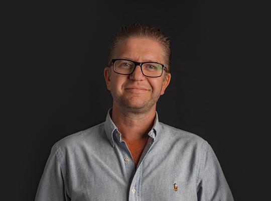 Photo of Nils Mikal Sørhaug