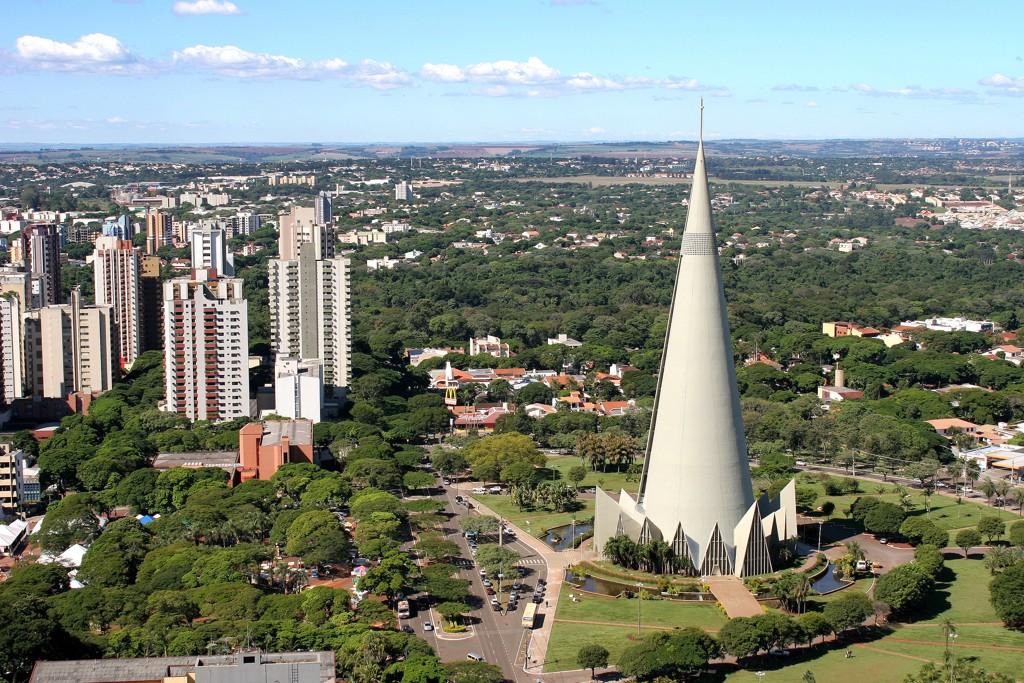 Maringá (PR) é uma das melhores cidades para se morar