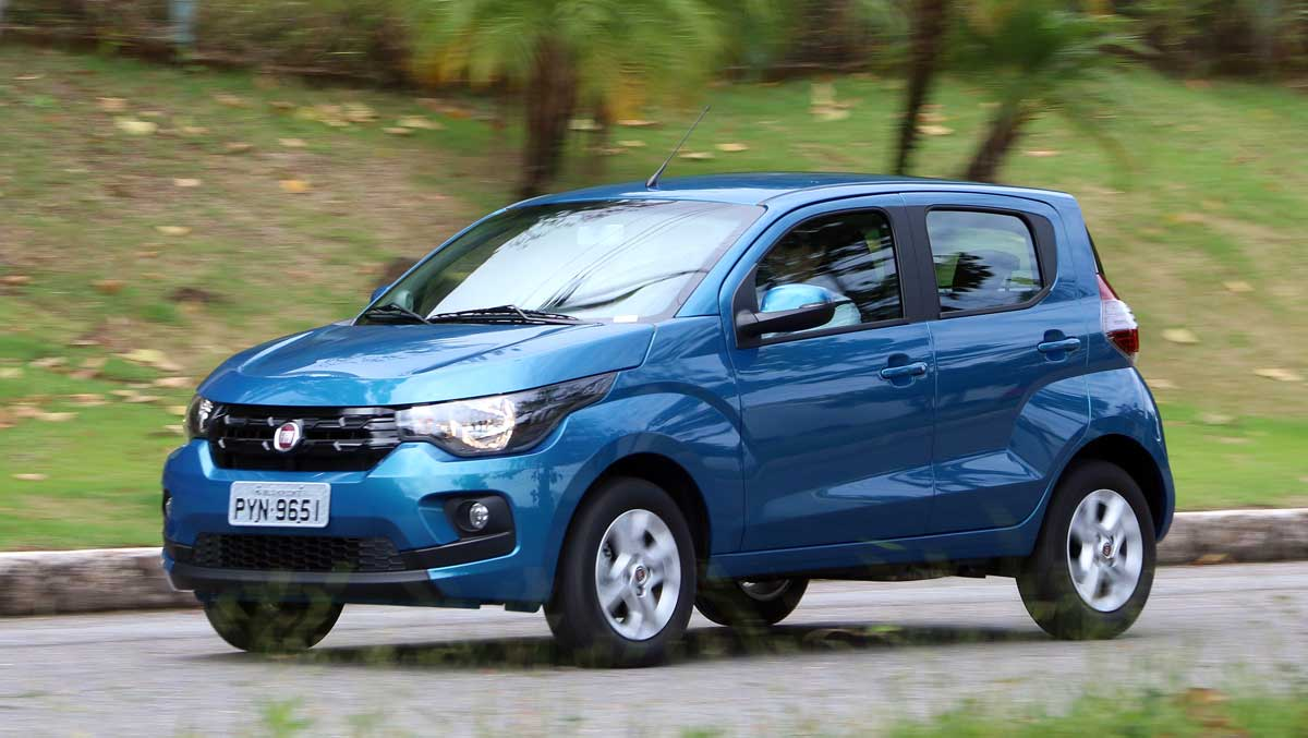 70bd70d4bb9b Quais são os 11 carros de 2018 mais baratos do Brasil?