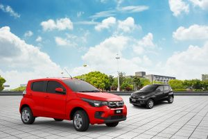 carros mais baratos: mobi
