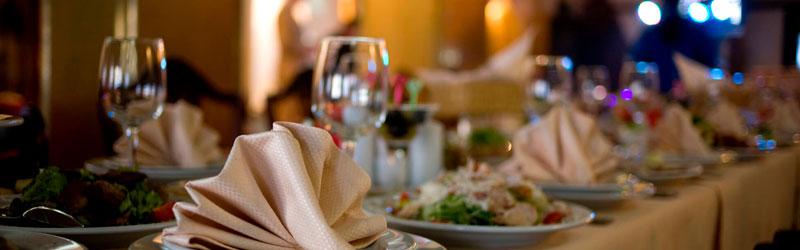 4 conselhos para escolher o menu de festa de casamento