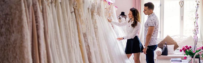 Você sabe como escolher o vestido de noiva adequado para você?