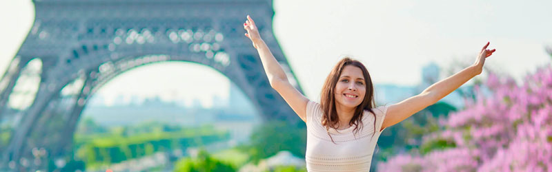 5 razões para viajar para Paris