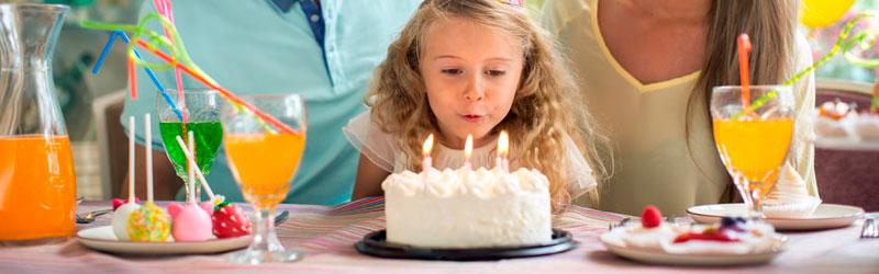 Festa de aniversário para criança: fazer ou não?