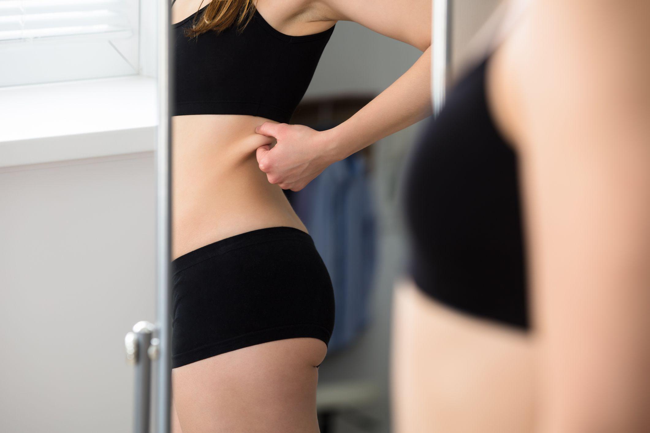 Quais são as causas da gordura localizada e como eliminá-la?